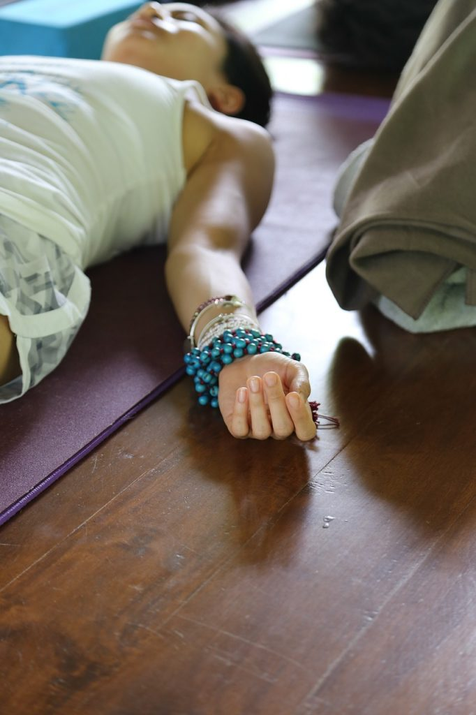 Meet the absolute art of relaxation: Yoga Nidra (Yogic Sleep).