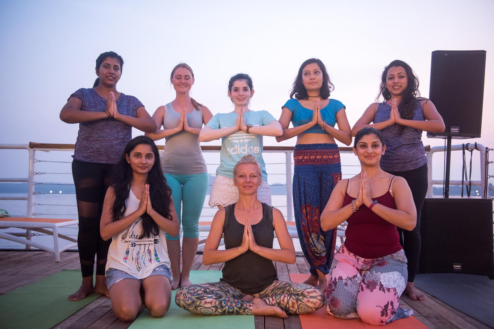 namaste yoga yin yoga ttc