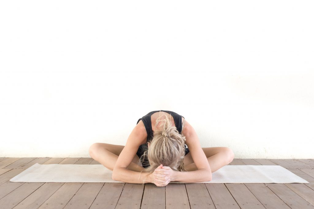 Pose of the Week – Butterfly - Yin Yoga Therapy Training