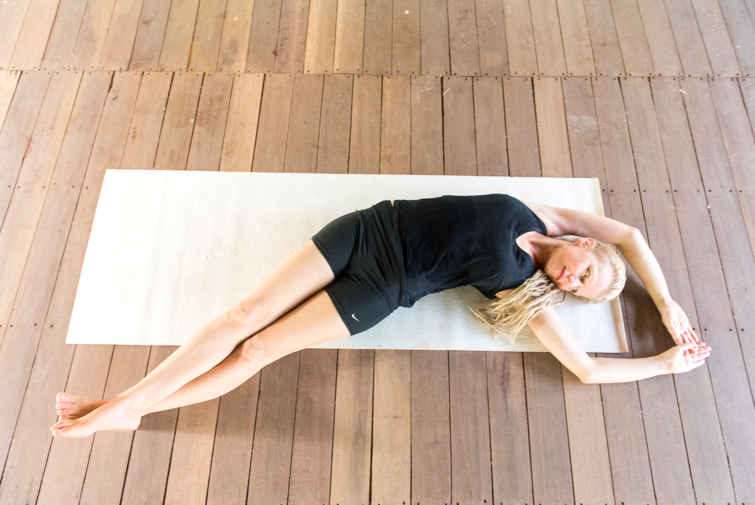 A deep dive into the Banana Pose & A 60-minute yin yoga sequence