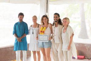 Yael - Yin yoga teacher 200 hr certification course