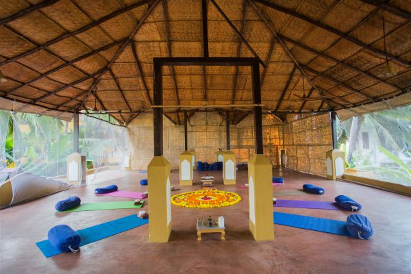 devarya shala 2 yoga therapy training india