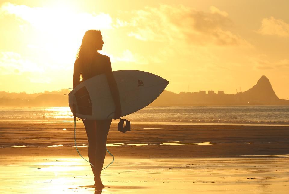beach surf - yin yoga teacher training