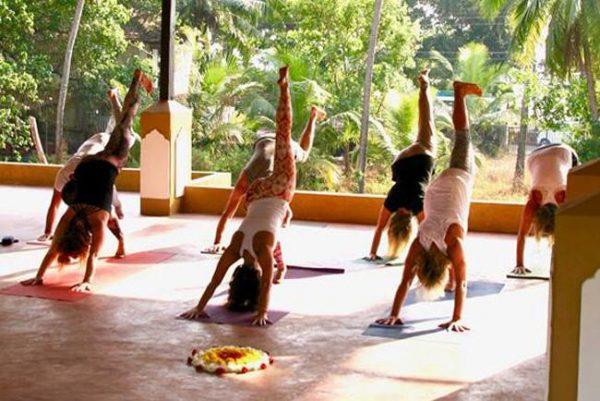 devarya shala 2 yin yoga teacher training