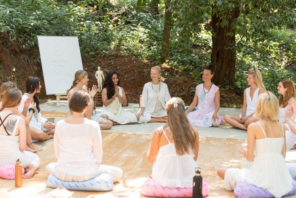 1 yin yoga therapy training India