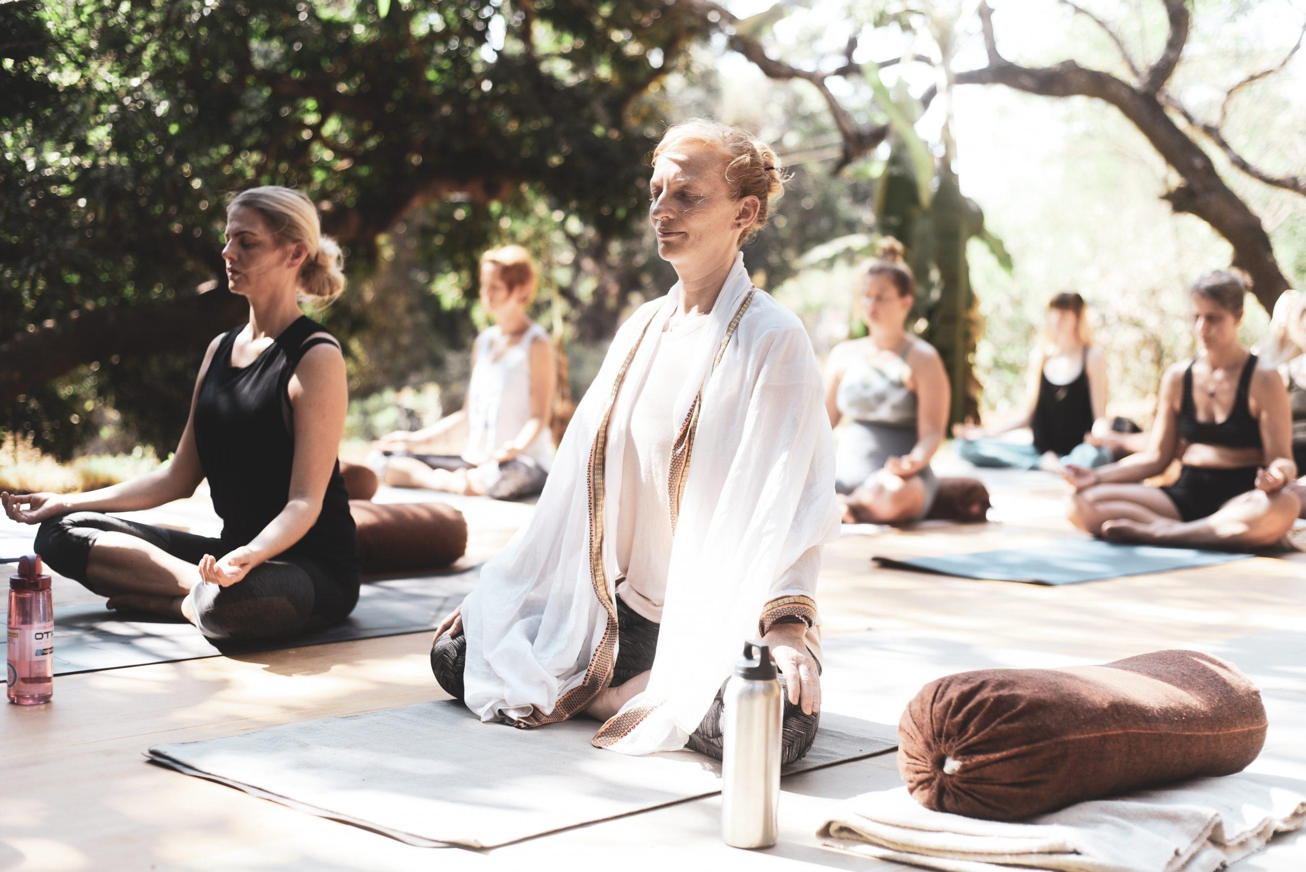 yin yoga teacher training at The Body-Mind-Soul Centre 9
