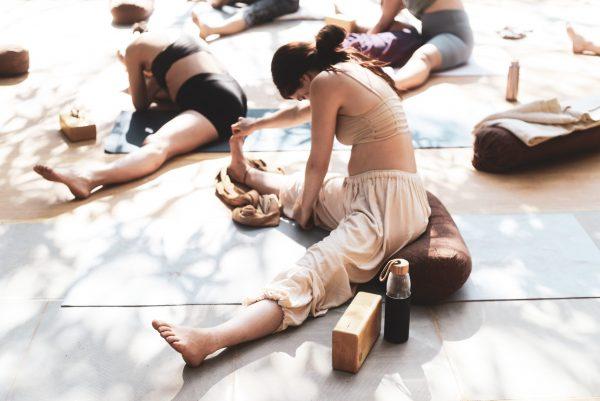 yin yoga teacher training at The Body-Mind-Soul Centre 22