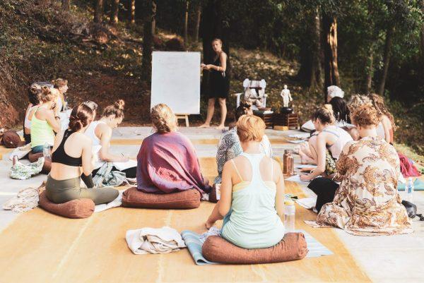 yin yoga teacher training at The Body-Mind-Soul Centre 14