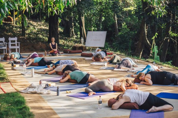 Yin Yoga Teacher Training Yoga Alliance at The Body-Mind-Soul Centre Goa