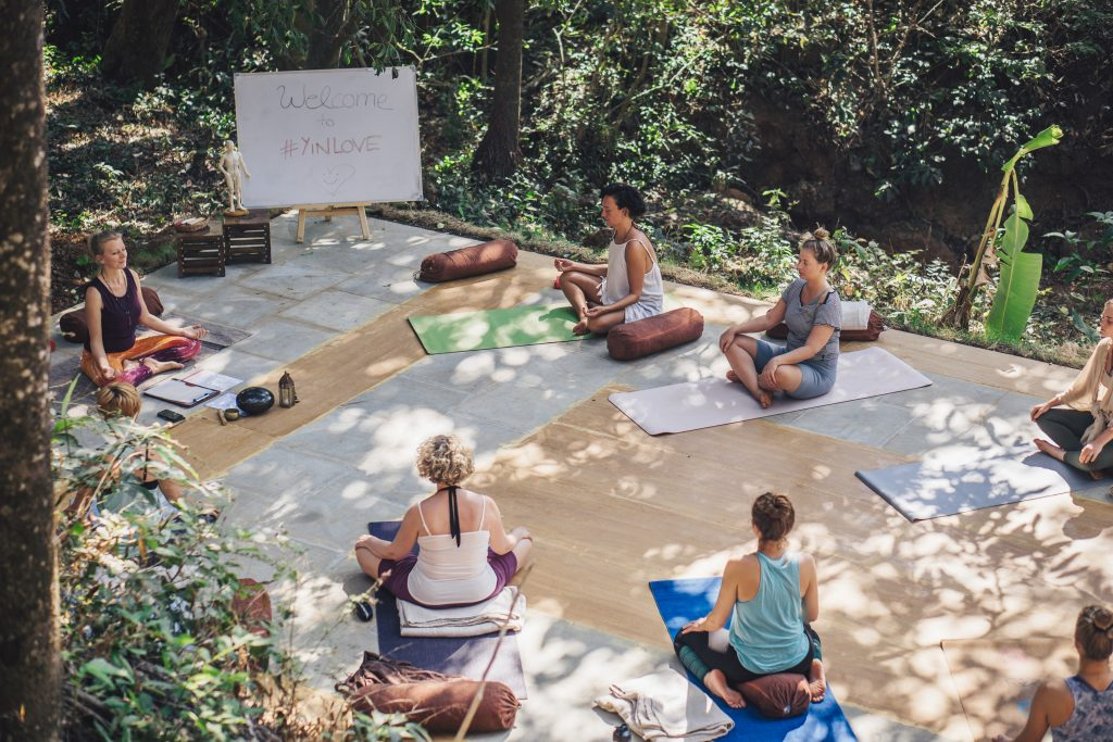 yin yoga teacher training at The Body-Mind-Soul Centre 2