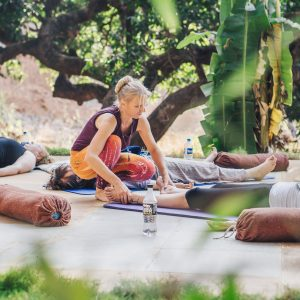 yin yoga teacher training at The Body-Mind-Soul Centre