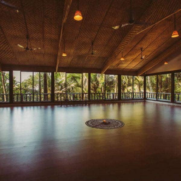nalanda 10 - yin yoga teacher training