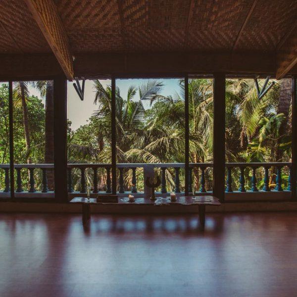 nalanda 11 - yin yoga teacher training