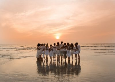 sunset yin yoga teacher training