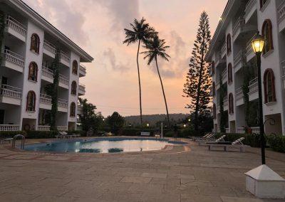 Resorte Marinha Dourada, Goa, India