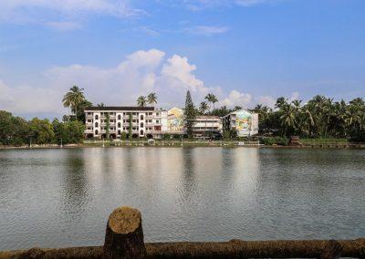 marinha dourada - aerial yoga therapy training india 11