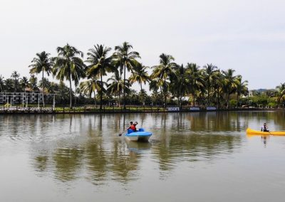 marinha dourada - aerial yoga therapy training india 21