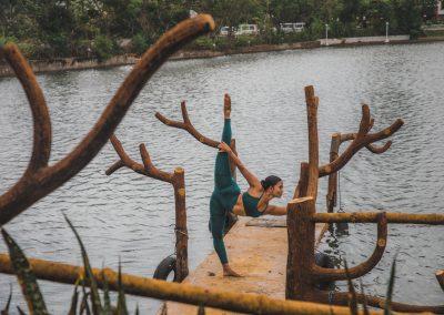 deb - yoga therapy training india
