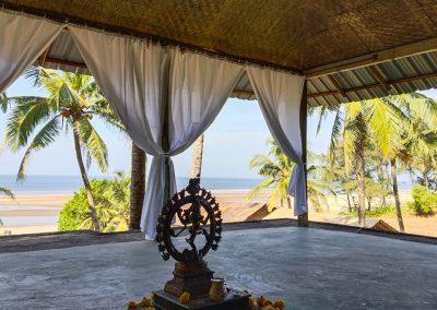 yin yoga teacher training shala with a view