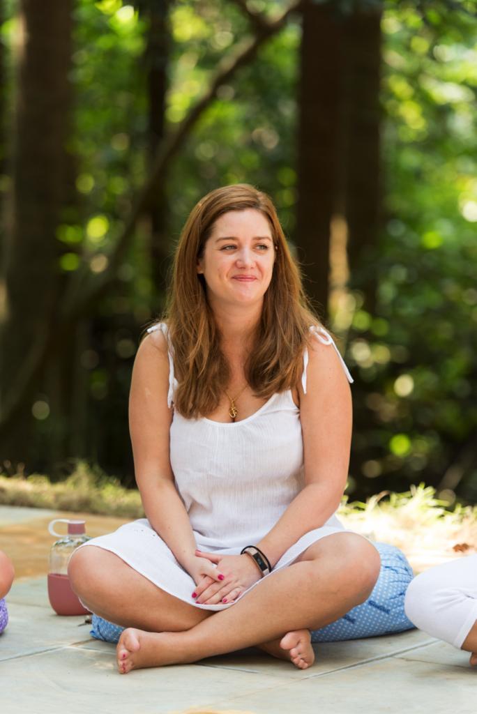 Becky - yin yoga teacher 200 hr certification