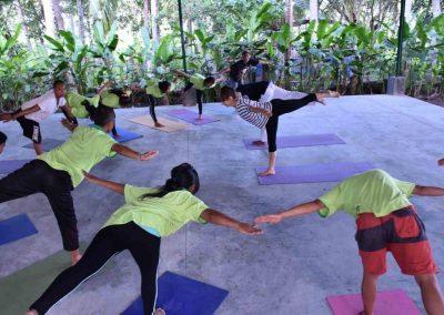 yin yoga teacher training yoga alliance - bali 5
